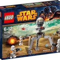 Lego ASLI 75036 Starwars Star Wars Utapau Troopers Terbaik
