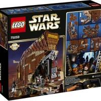 Lego ASLI 75059 Starwars Star Wars Sandcrawler Ucs Terbaik