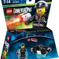 Lego ASLI 71213 Dimensions The Lego Movie Bad Cop & Police Car Terbaik
