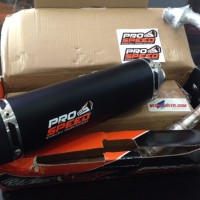 Knalpot Racing Exhaust Pro Speed For All Piaggio Modern Vespa 3V