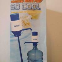 Jual Pompa Galon Manual So Cool - Drinking Water Pump Murah