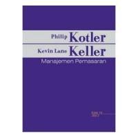 MANAJEMEN PEMASARAN karangan Philip Kotler Jilid 2, Edisi 13