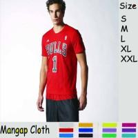 Tshirt/Kaos Adidas Chicago Bulls