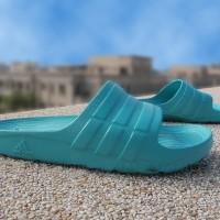 Sandal Adidas Duramo slide  warna baru