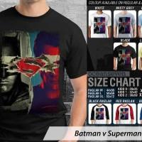 harga Kaos Batman V Superman 20 Bv Tokopedia.com