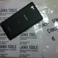 Backdoor Tutup Baterai Backcover Sony Xperia M C1905 Original