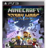 PS3 Minecraft Story Mode R2
