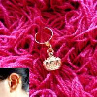 EE0130 (clip earrings/anting jepit tanpa tindik/anting pria-wanita)