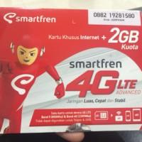 Smartfren 4G LTE Perdana