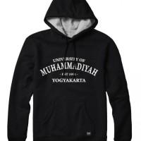 JAKET HOODIE UMY UNIVERSITAS MUHAMMADIYAH YOGYAKARTA - UNIVERSITY