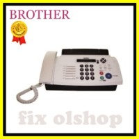 Mesin fax Brother 878