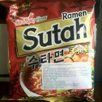 Samyang Ramen Sutah Dus Hot Spicy Korean Instant Noodle Mie Pedas