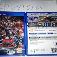 PSVita Mobile Suit Gundam EXTREME VS-FORCE R3 English
