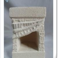 Tempat lilin Batu Alam, Dekorasi, Penggunaan rumah, minyak esensial-3
