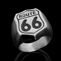 harga Cincin Titanium Ring Character Biker Ring Biker Jewelry Route 66 Tokopedia.com