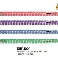 Kenko Mechanical Pencil Pensil Mekanik Mp-707