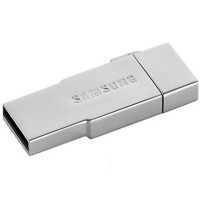 Samsung Metal OTG Card Reader with EVO MicroSDHC 32GB - OEM32GSB01 - S