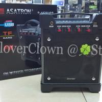 harga Portable Wireless Meeting Amplifier Asatron R-1076usb - Usb / Fm / Mmc Tokopedia.com
