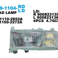 HEAD LAMP H. TRUCK FC166 PROVIA 1990