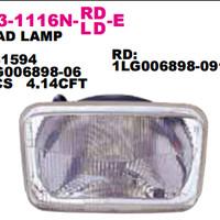 HEAD LAMP VOLVO TRUCK FL12