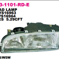 HEAD LAMP I. HOLDEN COMMODORE VL 1986