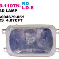 HEAD LAMP VOLVO TRUCK FL10 1987