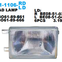 HEAD LAMP FORD LASER 1983