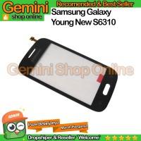 Layar TouchScreen Samsung Galaxy Young New S6310 Kaca Layar Sentuh Ori