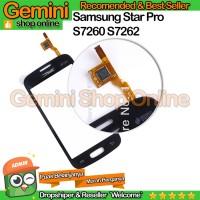 Layar TouchScreen Samsung Star Pro S7260 S7262 Kaca Layar Sentuh Ori