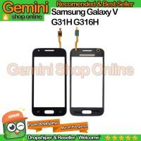 Layar TouchScreen Samsung Galaxy V G31H G316H Kaca Layar Sentuh Ori