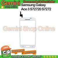 Layar TouchScreen Samsung Galaxy Ace 3 S72720 S7272 Kaca Layar Sentuh