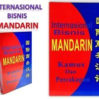 KAMUS DAN PERCAKAPAN - Internasional Bisnis Mandarin