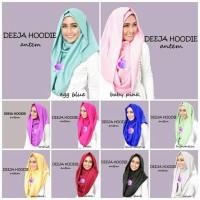 Jilbab / Hijab Deeja Hoodie Antem By Apple Hijab Brand