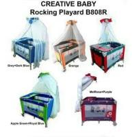 harga Pliko - Creative B808r Ranjang Tempat Tidur Bayi / Baby Box / B 808 R Tokopedia.com