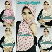 harga Arzety Apple / Jilbab Arzety Cantika / Jilbab Belah Pinggir Tokopedia.com