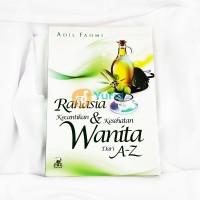 Harga buku rahasia kecantikan dan kesehatan wanita dari a | WIKIPRICE INDONESIA