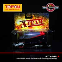 HW Elite 1/50 A-Team Van - Hot Wheels - Mattel - MIB