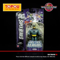 Batman - Justice League Unlimited - DC Super Heroes - Mattel