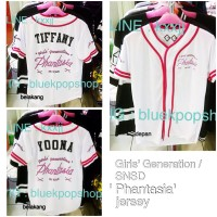 Jersey Kpop Girls' Generation / SNSD 'PHANTASIA' World Tour