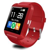 Jual Smartwatch U Watch U8 - Red Uwatch Smart Watch Murah