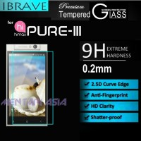 Tempered Glass for HIMAX Pure-III : iBrave PREMIUM 0.2mm 2.5D
