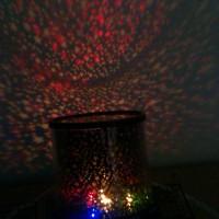 Jual Lampu Tidur Proyektor Bintang ( Tanpa Musik , Cocok Buat Tidur ) Murah