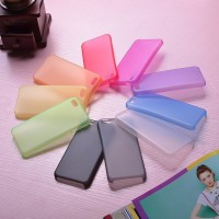 0.28 mm Ultra thin matte hard case for iPhone 5C