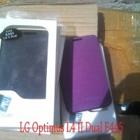Flip Cover LG Optimus L4II Dual E445