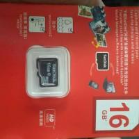 harga SD card sandisk 16GB kartu memory Tokopedia.com