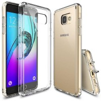 SOFT CASE SAMSUNG GALAXY S7 EDGE REARTH RINGKE FUSION CASING SPIGEN
