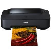 Canon PIXMA iP2770 Single Function Inkjet Printer (Black)