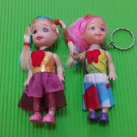 Fairy Tooth / Peri Gigi / Gantungan kunci flanel