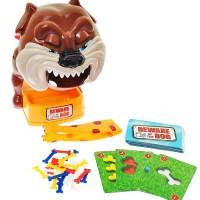 Beware The Dog, mainan running man, mainan cafe, mainan anjing galak