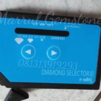Jual Diamond selector iii,alat uji berlian v3 cina Murah